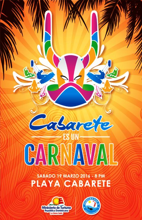Cabarete Carnaval 2016, March 19th