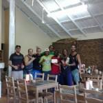 Arepa King Cafe venezuelan food