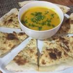 ceiba cafe pumpkin garlic soup
