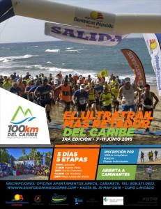 100 km del caribe race