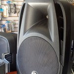 Plaza Sinfonia Puerto Plata music shop speakers