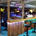 EJ's fish n chips bar sosua