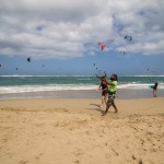 Big Willys kite school cabarete