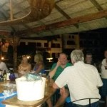 "Bar ""Somewhere"" in La Mulata, Sosua"