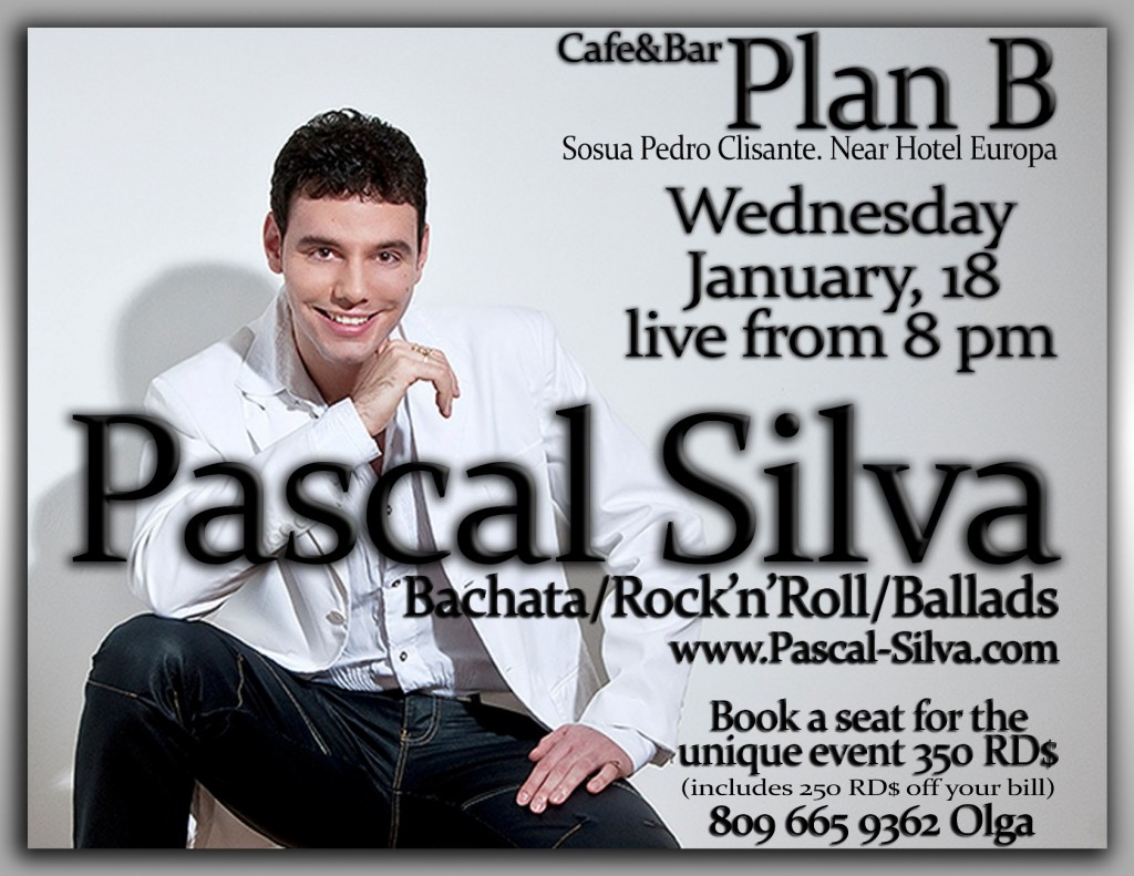 Pascal Silva - Live Concert at Plan B, Wednesday