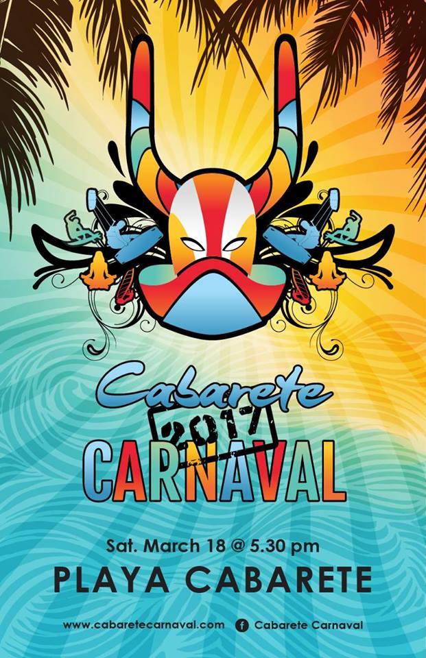 Carnaval Cabarete 2017, March 18
