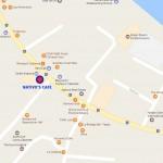 nativos cafe cabarete map