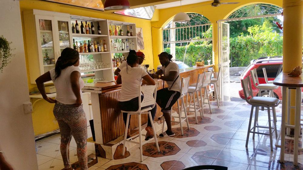 Chez lynda bar restaurant haitian food sosua nice people networking next to city lights club tel 829 943 7119 aloadofball Gallery