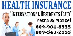 Health Insurance International Residents Club Sosua