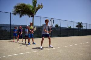 International Tennis Center Sosua Ocean Village Dominican republic
