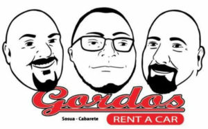 gordos car rent logo