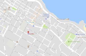 map centro dermatologico puerto plata
