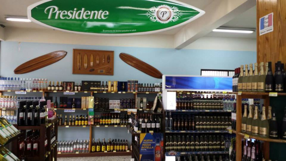 Super Super Surf Liquor Store In Sosua Nice People