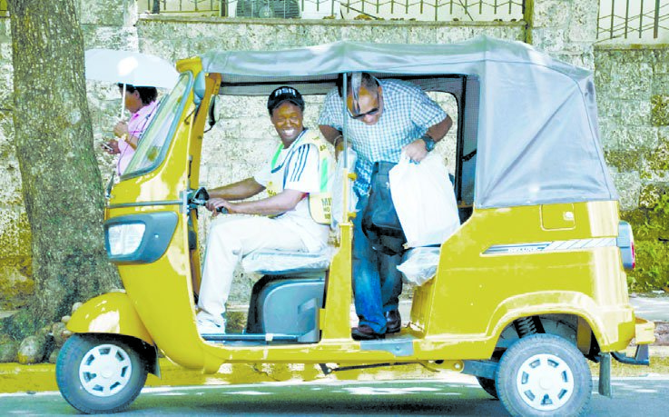 Tuk Tuks Being Introduced In The Dominican Republic Nice